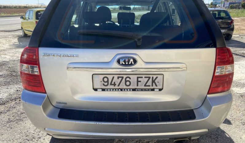 KIA SPORTAGE ACTIVE 2.0 2WD SPANISH LHD IN SPAIN 72000 MILES SUPERB NEW ITV 2008 full
