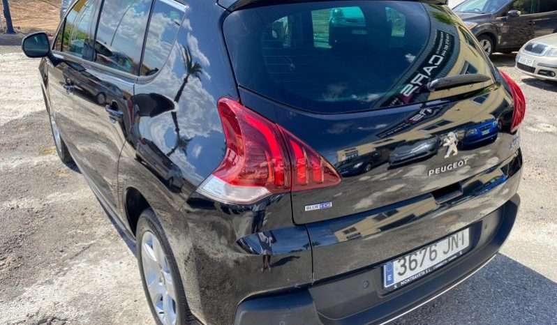 PEUGEOT 3008 STYLE 1.6 BLUE HDI AUTO SPANISH LHD IN SPAIN 78000 MILES SUPERB 2016 full