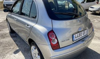 NISSAN MICRA ACENTA 1.2 AUTOMATIC SPANISH LHD IN SPAIN 79000 MILES SUPER 2008 full