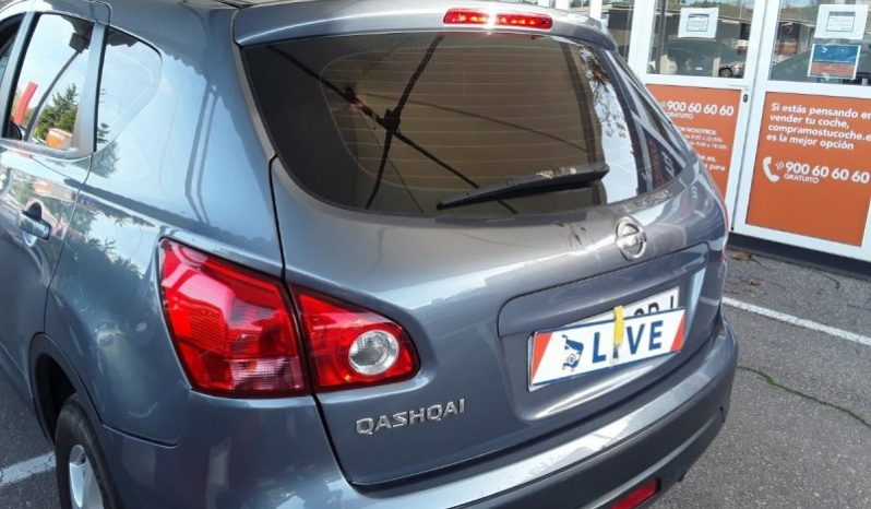 COMING SOON NISSAN QASHQAI 2.0 ACENTA AUTO SPANISH LHD IN SPAIN 95K 1 OWNER 2008 full
