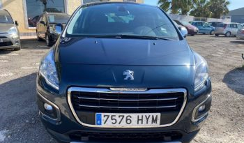 PEUGEOT 3008 STYLE 1.6 PETROL SPANISH LHD IN SPAIN 65000 MILES STUNNING 2014 full
