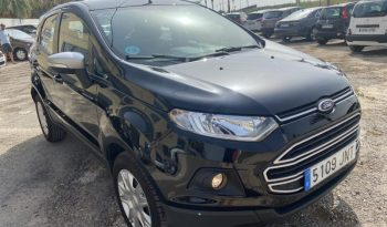 FORD ECOSPORT 1.5 TDCI SPANISH LHD IN SPAIN 95000 MILES SUPERB CAR 2016 full