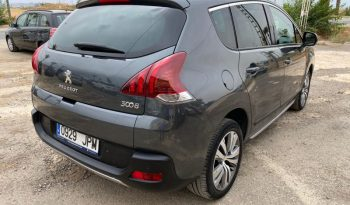 PEUGEOT 3008 STYLE AUTO 1.6 BLUE HDI SPANISH LHD IN SPAIN 29000 MILES STUNNING 2016 full