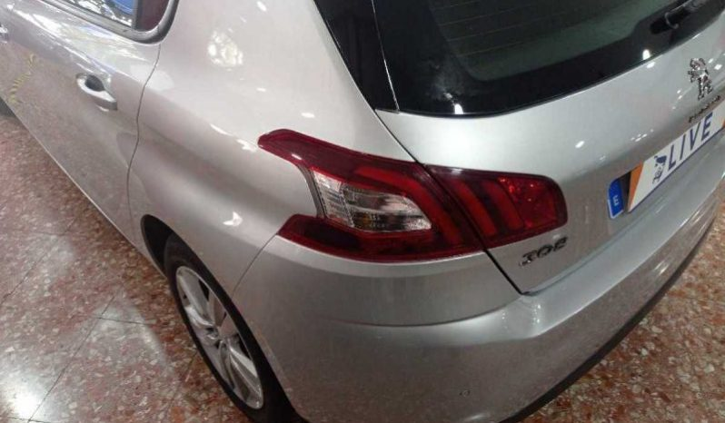 COMING SOON PEUGEOT 308 1.6 BLUE HDI AUTO SPANISH LHD IN SPAIN 90000 MILES 2017 full